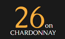 26 on Chardonnay